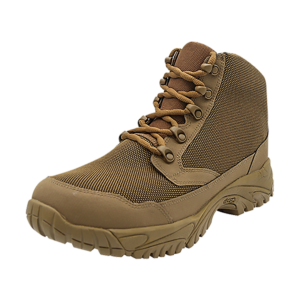 """Backpacking Boots Brown 6"""" Outer toe Altai gear"""