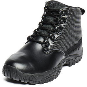 Uniform Boots Black leather inner toe Altai gear